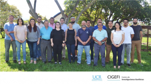CIGEFI personnel including administration and research.